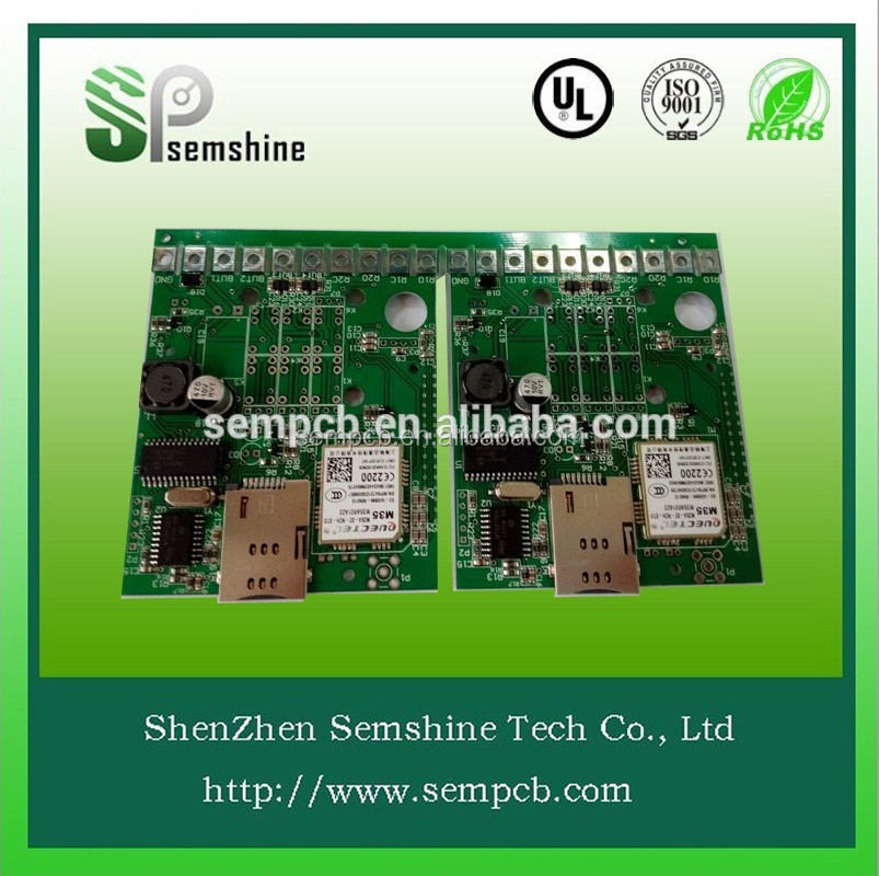 Manufacturer in China board pcba service solar pcb circuit