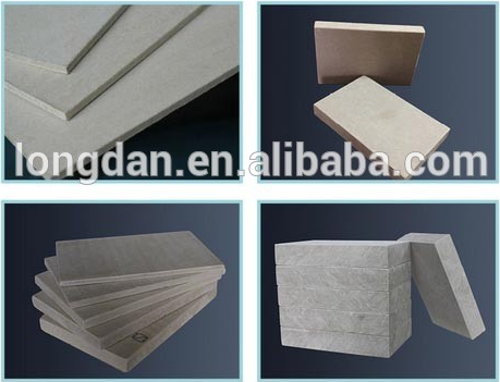 2016 New Excollent Fire-proof Non-Asbestos FiberCement Board for External Wall
