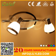 10W AC86V-265V Home LED Bathroom Mirror Light Red Green Blue Yellow Warm White Cold White Cool White Optional Colors