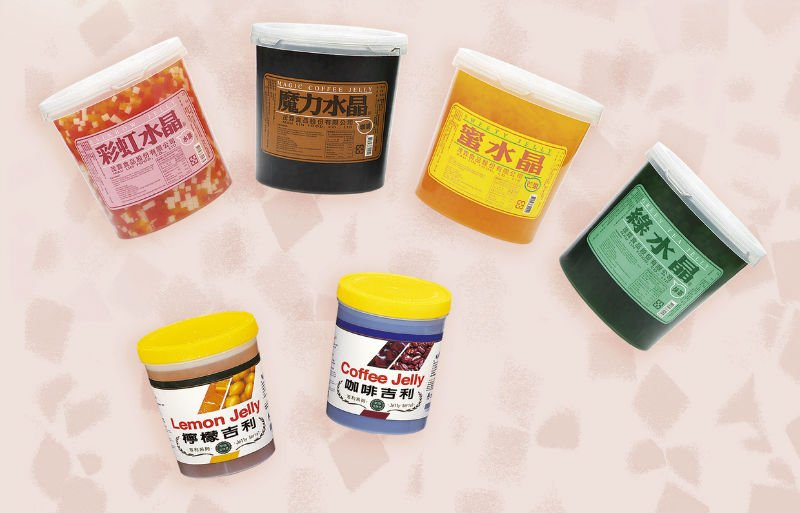 Magic Jelly - Buy Jelly Product on Alibaba com