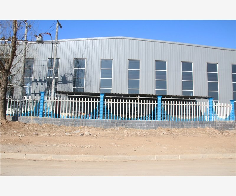 sandwich panel earthquake prefabricated corrugated parapet wall workshop