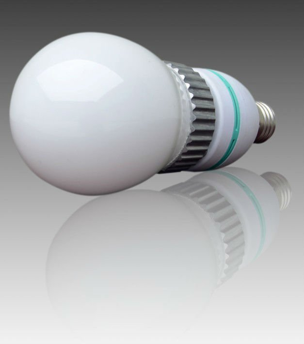 Rgb Self-ballasted Induction Light Bulb