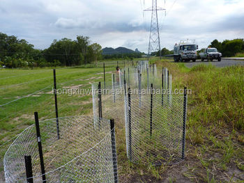 China High Grade Farm Galvanized Steel Fence Posts Angle