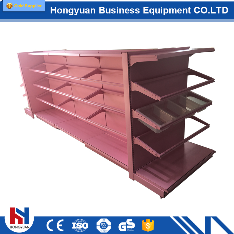 portable shop and shelves metal racks for shops