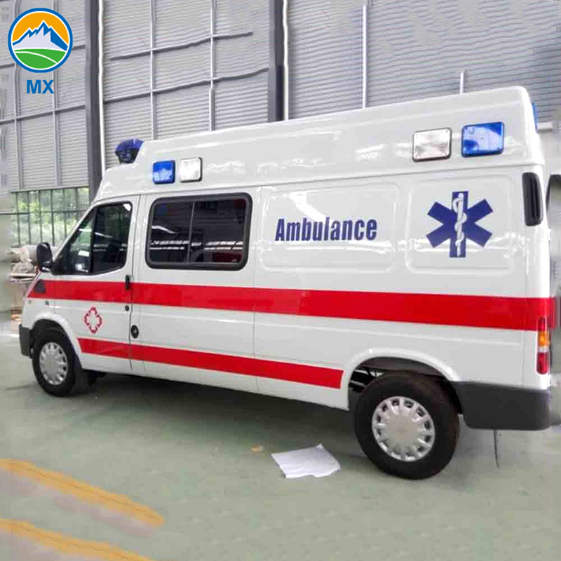 Ambulance For Sale >> Quanshun Transit Diesel Engine Ambulance Sale Buy Ambulance