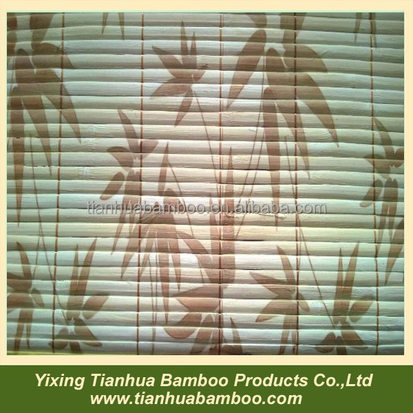 Factory sale bamboo window curtain/outdoor bamboo blind
