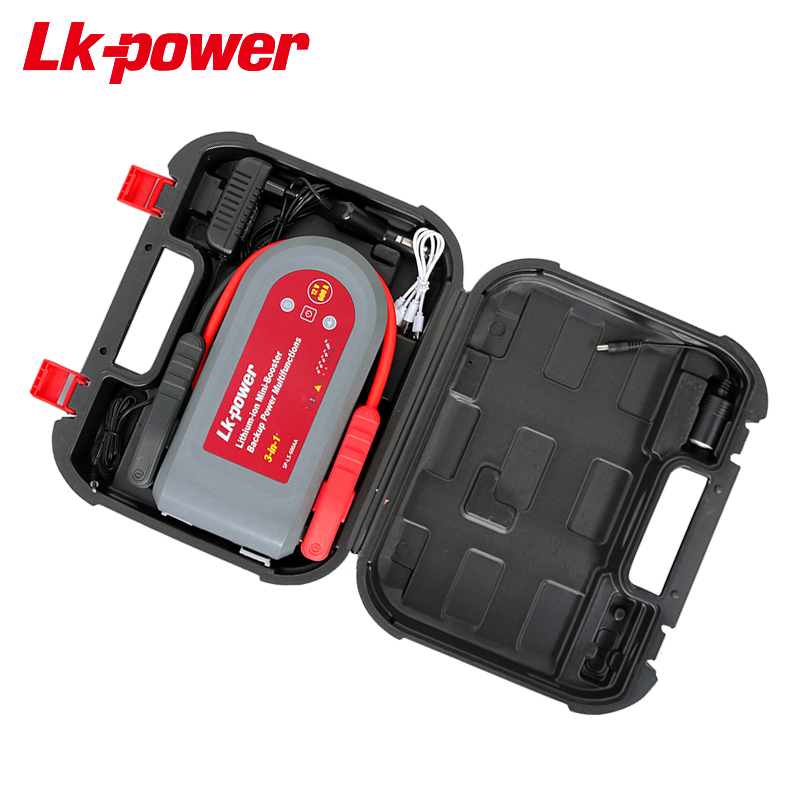 Batteria al litio 40500 mAh 12 v MINI Portatile Jump Starter Pack
