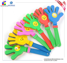 promotional plastic clap hand for event festival