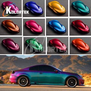 Automotive Paint Colors >> Kolortek Car Paint Color Changing Chameleon Pigment For Auto Paint China Supplier Buy Car Paint Colors Chameleon Pigment Pigment For Auto Paint