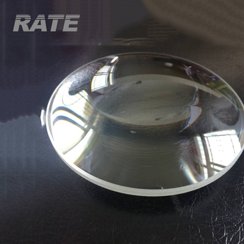 Spherical and aspherical BK7 optical glass lens with convex concave shape Dia.5mm to 200mm