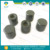 Cemented carbide flat head buttons