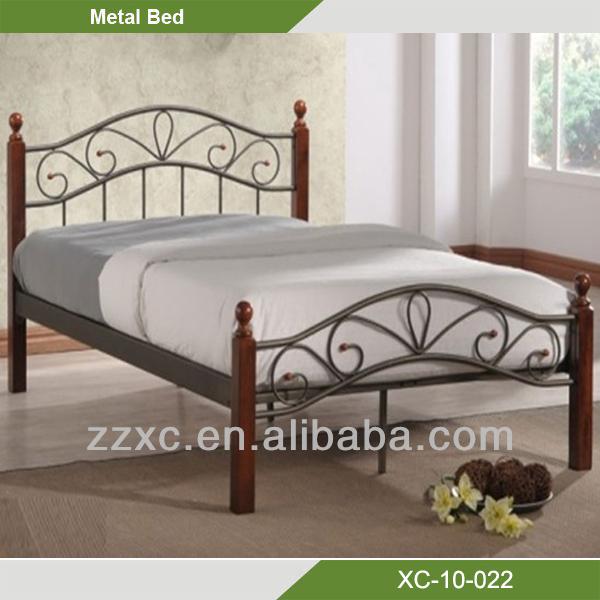 Encuentre el mejor fabricante de camas con cabeceras de metal y ...