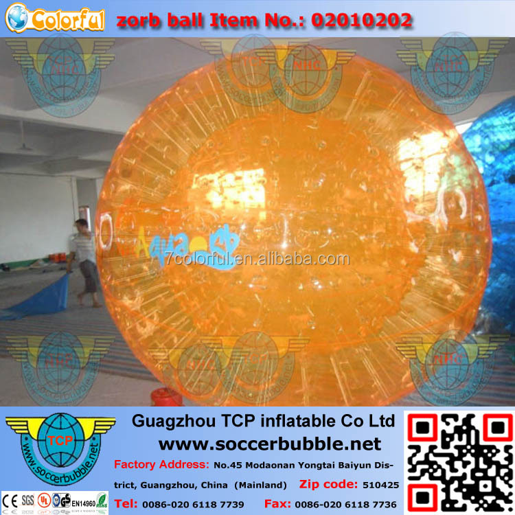 NEW inflatable zorb ball price the lower than zorb balls for sale used