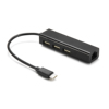Type-c 3 Port USB 3.0 HUB with Ethernet Adapter