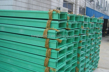 Fiberglass Cable Tray Price Ladder Rack Cable Tray Grp