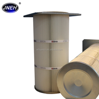 JNEH Replaced Air Filter Cartridge DN350mm Height 660mm