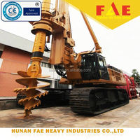 Medium-pressure Ground Hole Oil Rig Drilling Machine Jobs