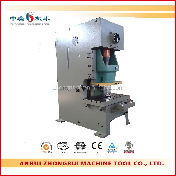 200 ton mechanical press power