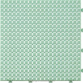 Interlocking Plastic Pvc Floor Tile