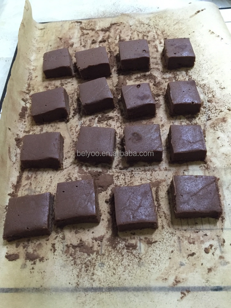 DIY chocolate block cutting machine bar chocolate candy cutter