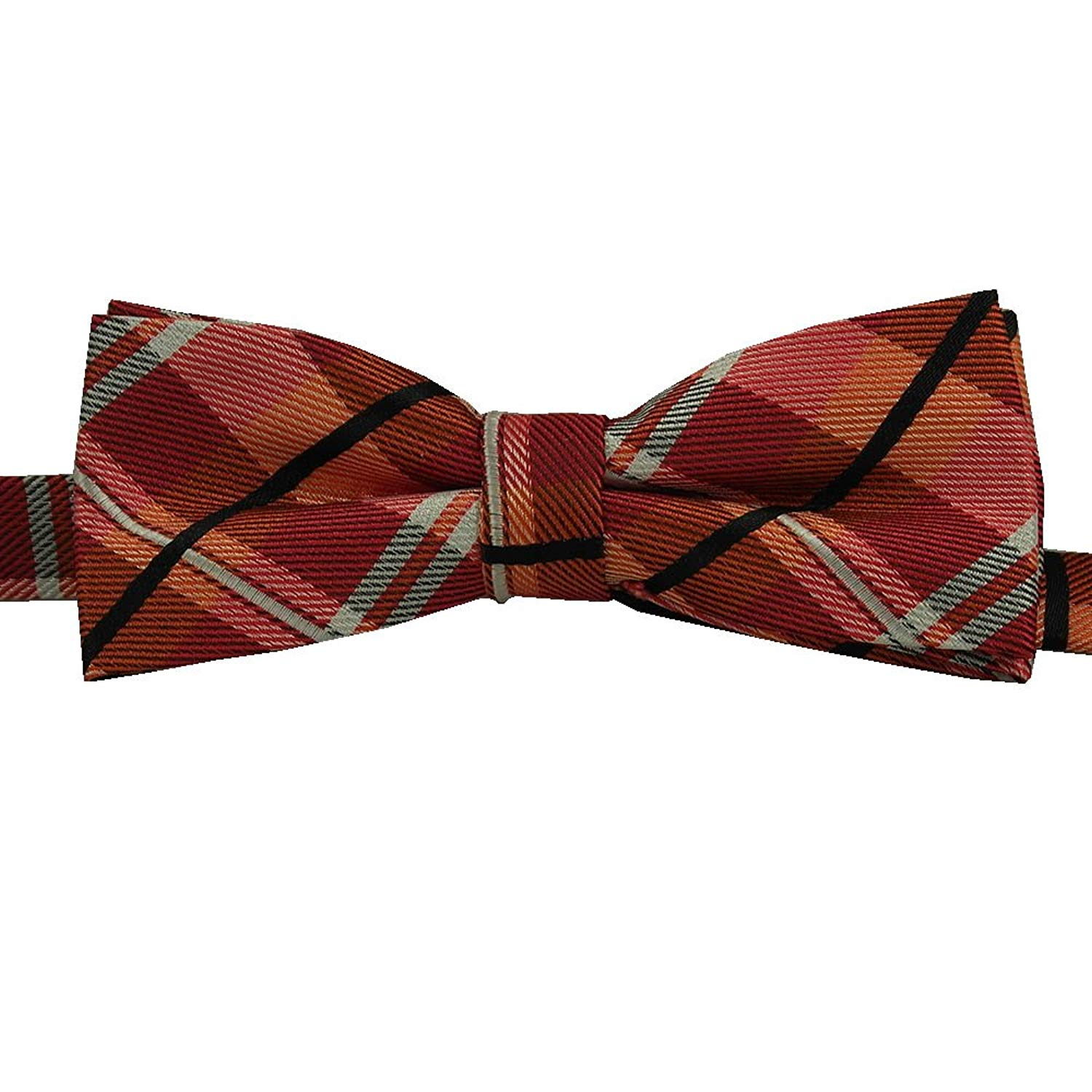 05aca30d4b6e Get Quotations · Children's Pretied Bow Tie (adjustable band fits children  ages 0-13 years old)