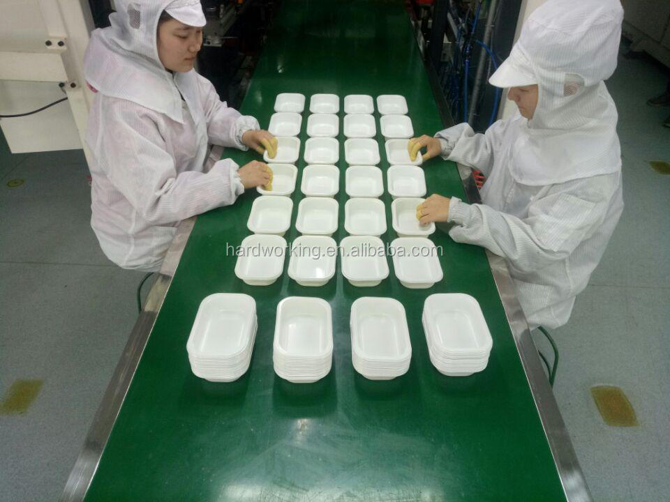 Compartment Disposable Plastic Divided Food Tray Buy