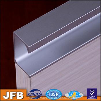 China Hardware Del Gabinete Aluminio Anodizado Ss Cepillo Pulido ...