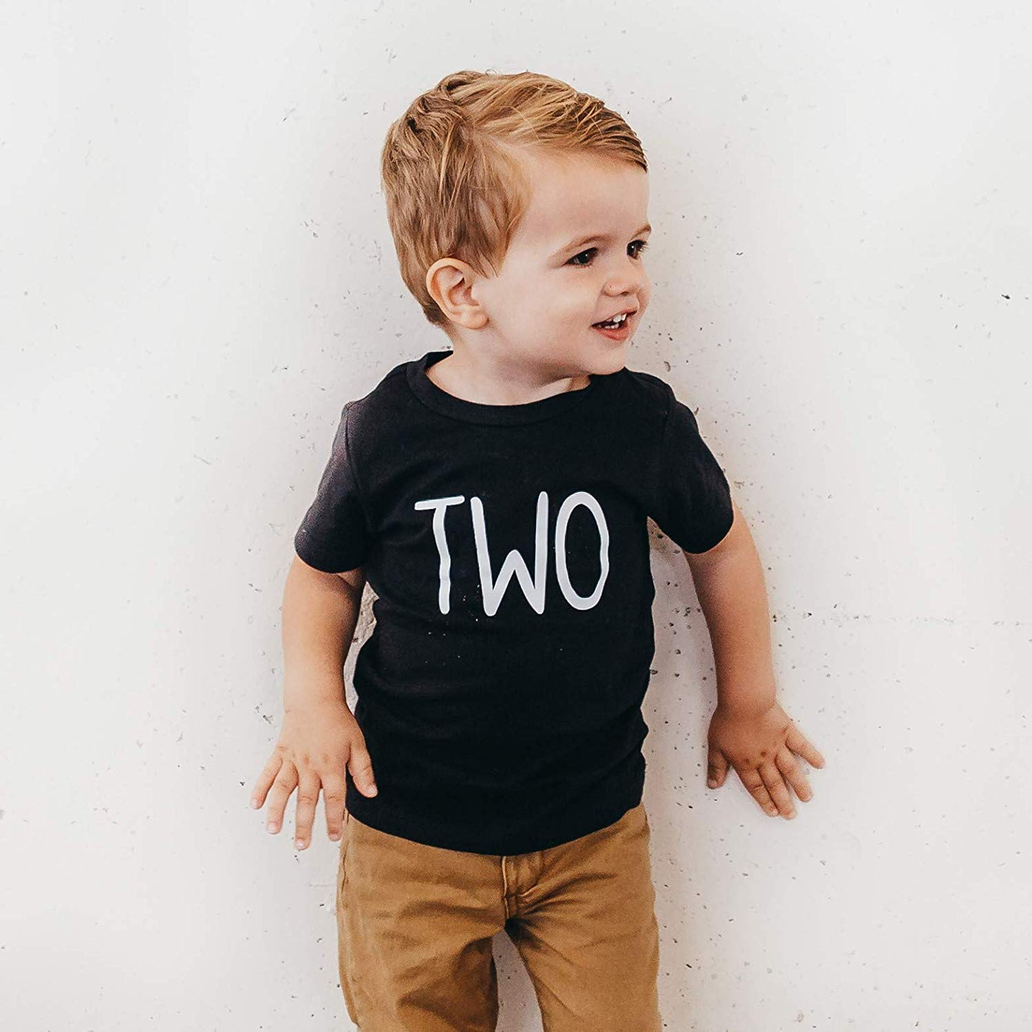 Get Quotations Second Birthday Boy Shirt 2nd Two