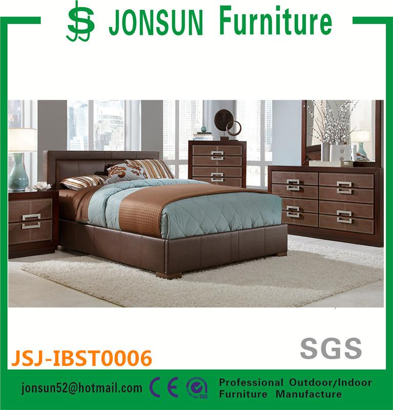 High Quality Wood Bedroom Sets Home Furniture