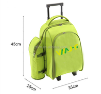 Cheap Price BackPack Picnic Children Travel Trolley Luggage picnic Bag