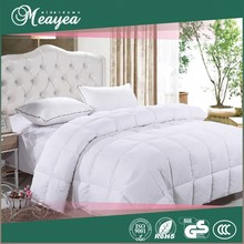 polyester microfiebr comforter bedding/polyester quilt sets, hotel cotton quilts coverlets, duck or goose down luxury quilt