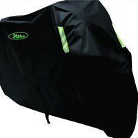 waterproof all weather outdoor protection wear-resistant 210D oxford lightweight motor cover