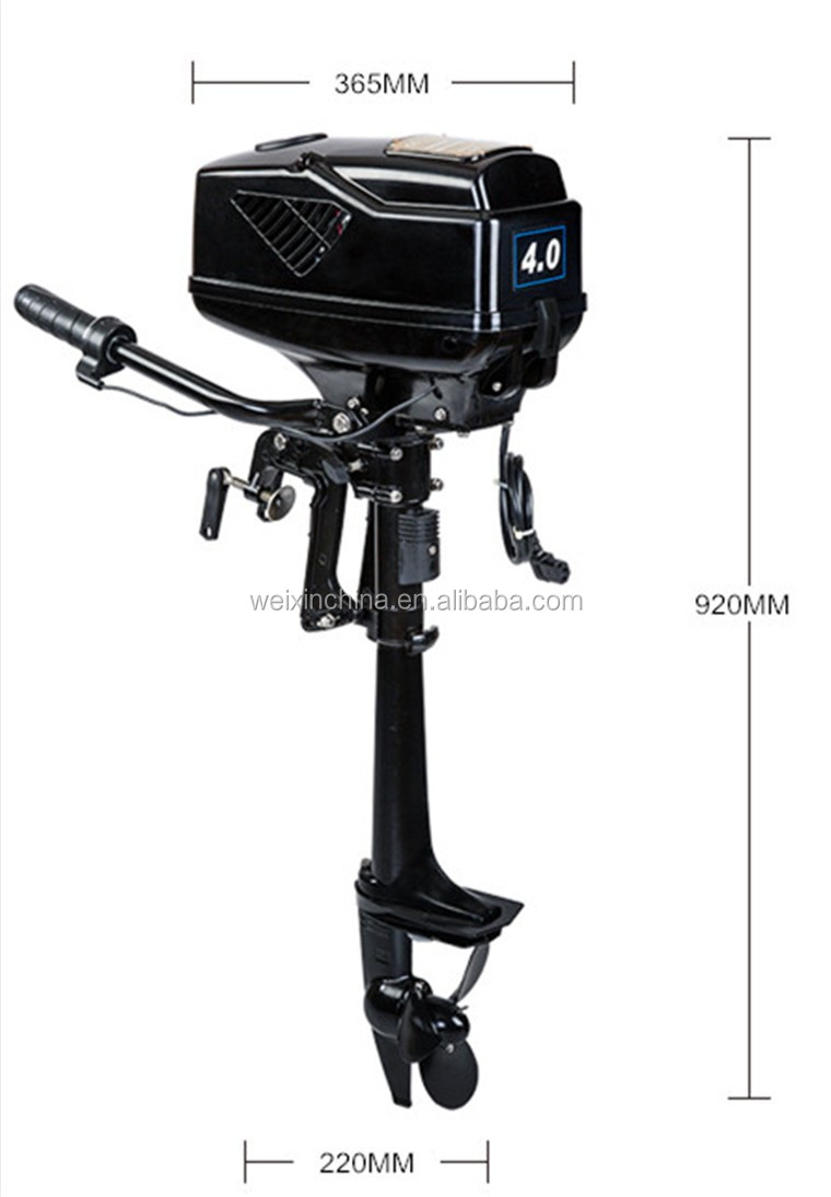 Electric Boat Engine 20hp Electric Outboard Boat Engine