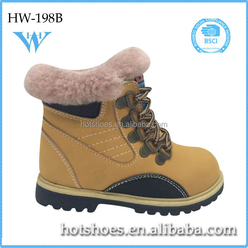 2017 manufacture children led sport boots italian winter shoes boots warm boots infant