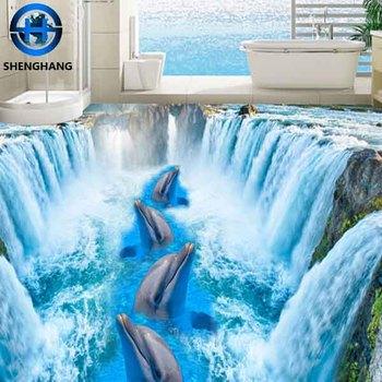 Mode Die Erde Design Selbstklebende Wasserdichte Schlafzimmer Art