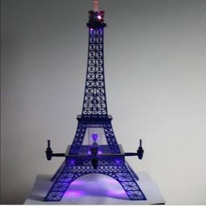 led eiffel beer tower,beer container,3l mobile beer tower dispenser with ice tube