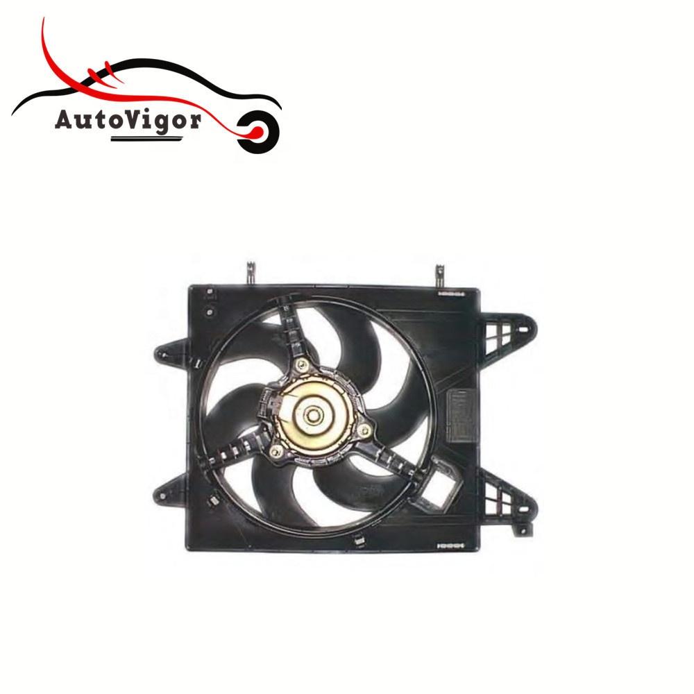 Automotive Electric Radiator Fans For Fiat Bravo Marea Oem 7787852 46430980 46539871 46550400