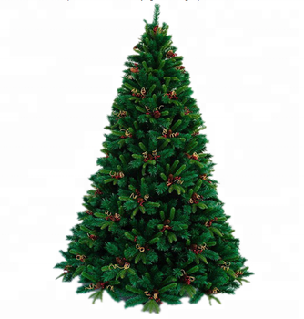 7.5 Green Slim Artificial Led Christmas Tree - Buy Automatic Charlie Brown  Umbrella 10 Ft Turntable For Giant Christmas Tree,Wire Frame Acrylic ...