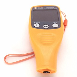 One hand easy operate film paint thickness meter