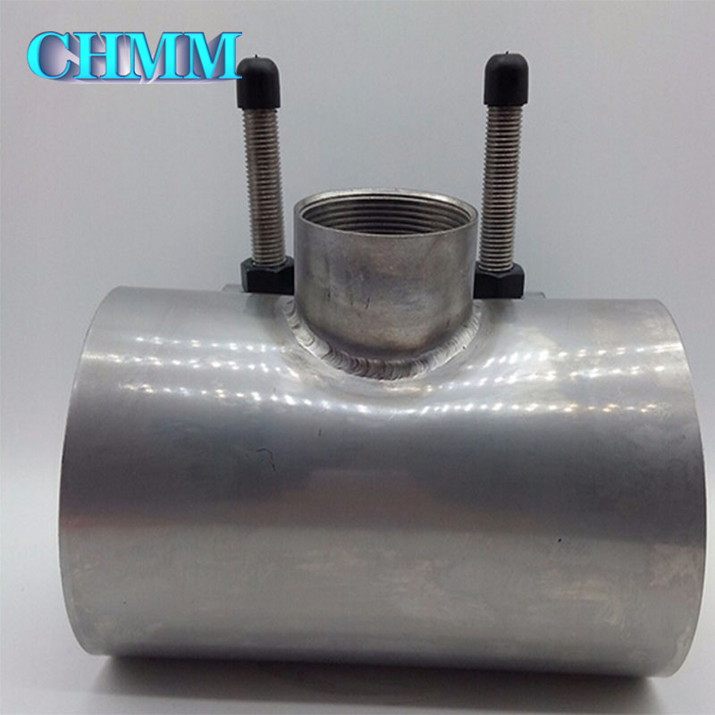 Single Band All Carbon Steel Pipe Reducing Tee Dimensions Stainless Steel304 Pipe Reducing Tee