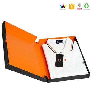 High quality apparel big empty large gift box with lid