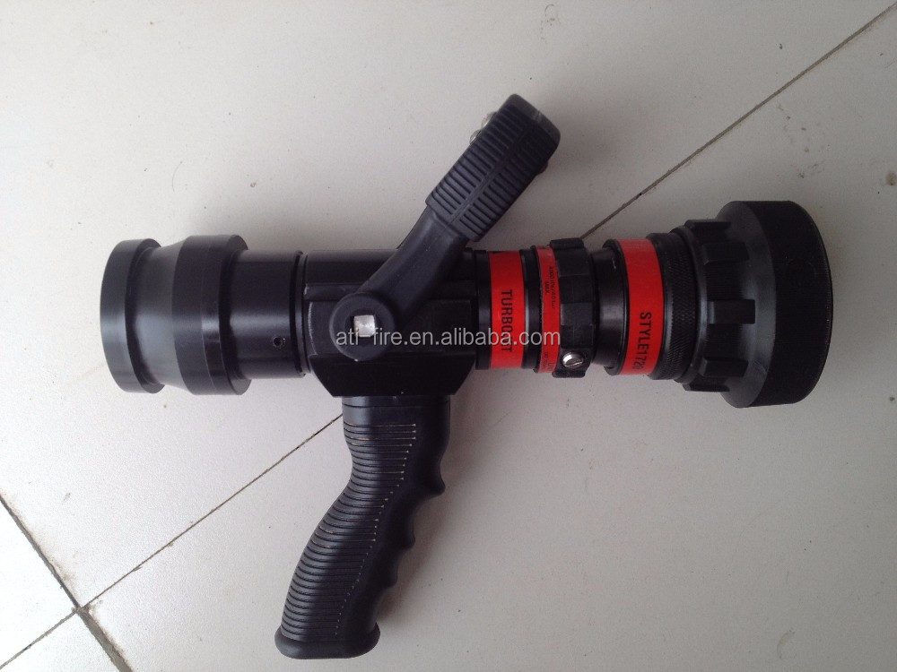 Fire fighting tools hose nozzle b type