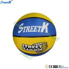 new wholesale low price customized mini rubber deflated basketball