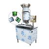 High Speed Automatic Crown Capper Glass Bottle Milk juice Beer Capping Machine