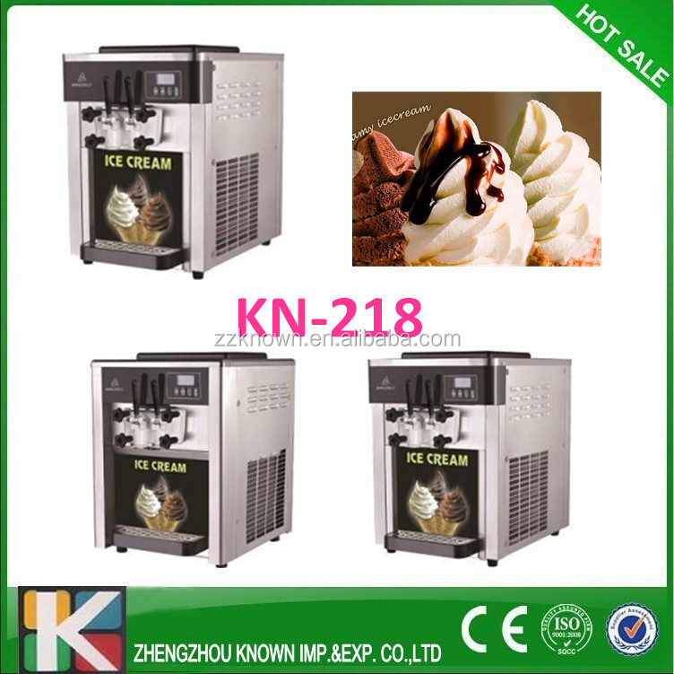 soft icecream machine price