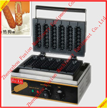 2015 commercial muffin waffle maker corn hot dog machine,french hot dog making machines for sale
