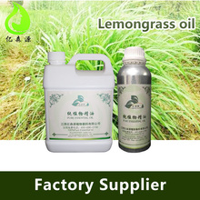 China Bulk Sale Fresh Lemongrass Oil Essential Steam Distillation