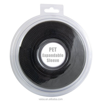 Wire And Cable Sleeving Flame Resistance Thermal Wire Insulation Pet ...