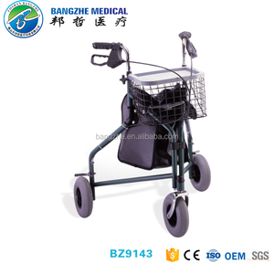 China manufacturer new design rehabilitation drive shopping rollator price for old people adults