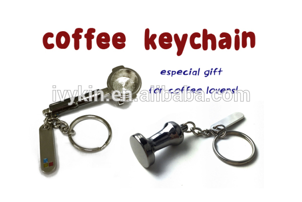 professional barista tools yeezy keychain sneaker for coffee lover gift
